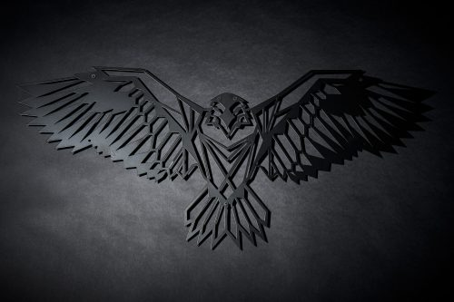 Metalldeko Adler 1