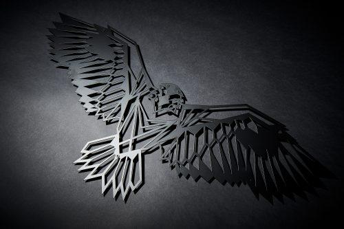 Metalldeko Adler 6