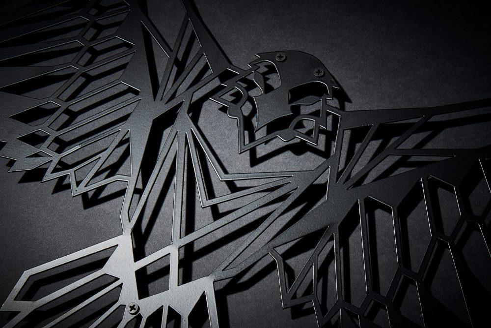 Metall Deko Bild 09
