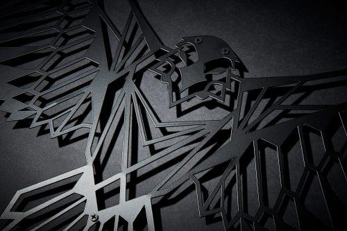 Metalldeko Adler 4