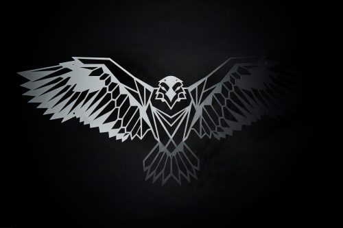 Metalldeko Adler 2