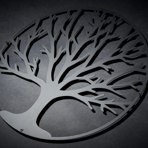 Wanddeko Baum 2
