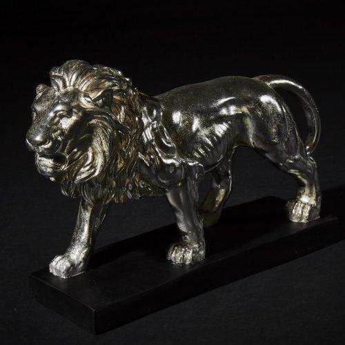 Löwe Silber 1