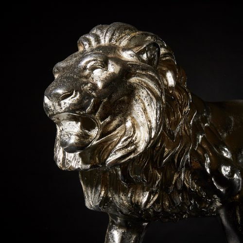Löwe Silber 7