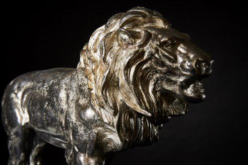 Löwe Silber 5