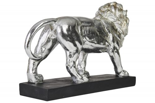 Löwe Silber 3