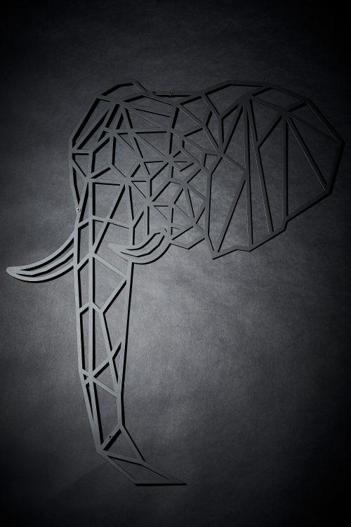 Industrial Deko Elefant 1