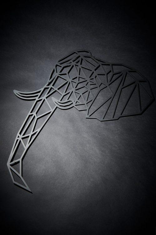 Industrial Deko Elefant 2