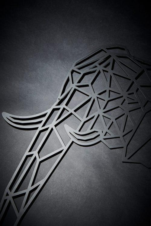 Industrial Deko Elefant 3
