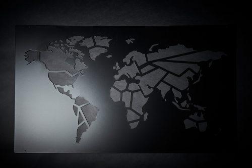 Weltkarte 1