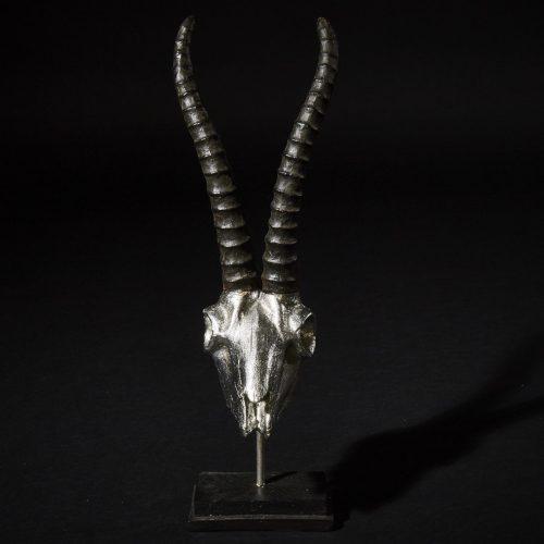 Steinbock Silber 1
