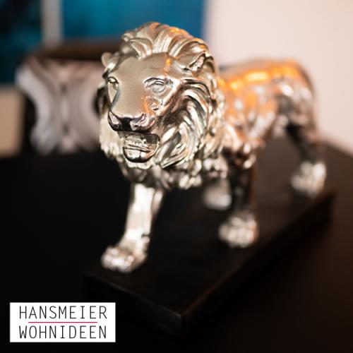 Löwe Silber 11
