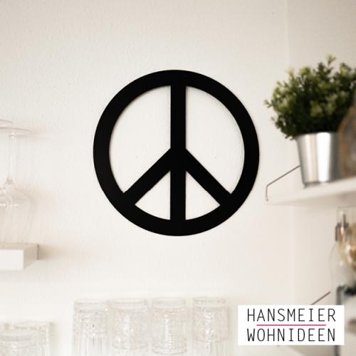 wanddeko peace 10