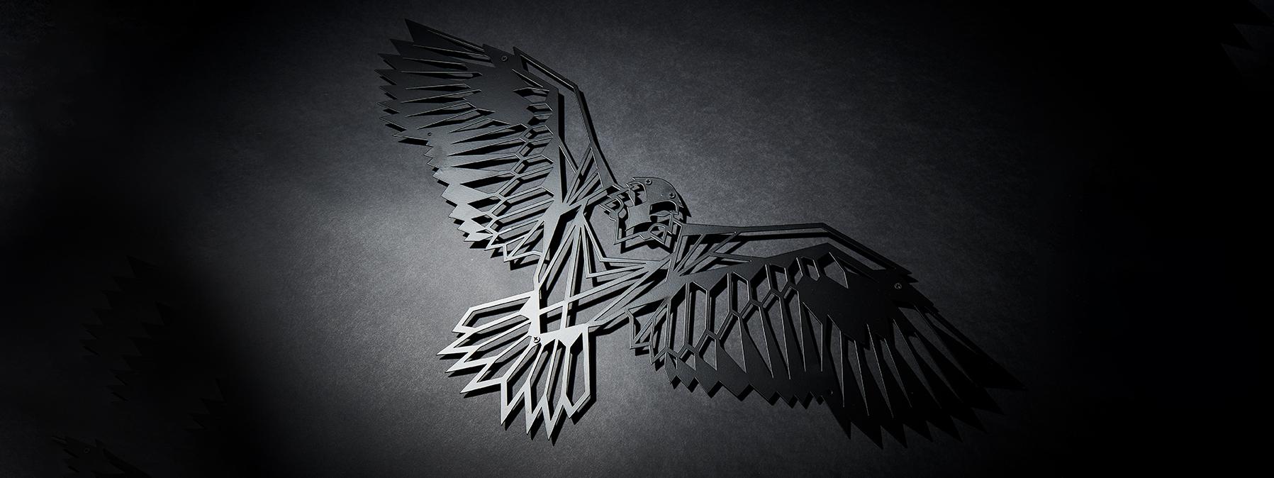 Adler Header2 Kategorieseite Wanddeko aus Metall